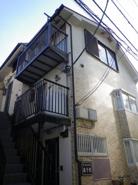 足立区千住寿町のアパートの画像
