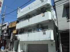 足立区千住仲町のマンションの画像