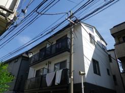 足立区千住大川町のマンションの画像