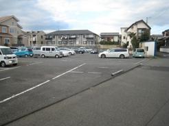 503 柏木公園入口駐車場の画像