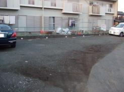 506 羽鳥小学校前駐車場の画像