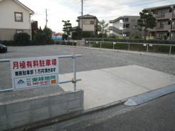 610 サンアネックス敷地外駐車場の画像