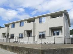 広島市安佐北区上深川町のアパートの画像