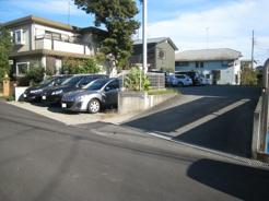 オーシャンテラス辻堂駐車場の画像