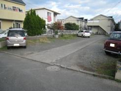 コーポマルマ駐車場の画像