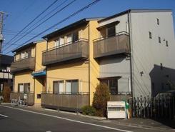 足立区竹の塚2丁目のアパートの画像