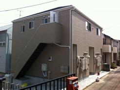 大田区西馬込2丁目のアパートの画像