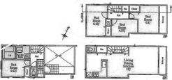 新築一戸建 川崎市中原区上小田中一丁目 5号棟の画像