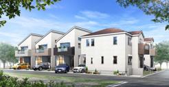 新築分譲住宅 新座市新座2期 全5棟の画像