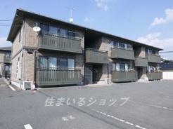広島市安佐北区亀山2丁目のアパートの画像