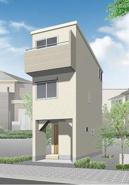 新築一戸建 川崎市中原区小杉町二丁目 B号棟の画像