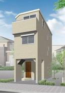 新築一戸建 川崎市中原区小杉陣屋町二丁目 B号棟の画像