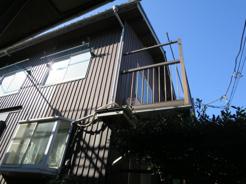 世田谷区北烏山4丁目のアパートの画像