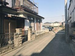 朝霞市田島1丁目土地の画像