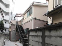 中野区新井1丁目のアパートの画像