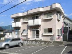 広島市安佐北区落合1丁目のアパートの画像