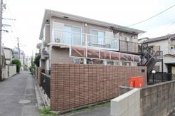 中野区新井3丁目のアパートの画像
