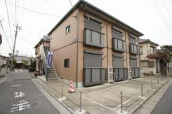 足立区本木東町のアパートの画像