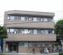 足立区西竹の塚1丁目のマンションの画像