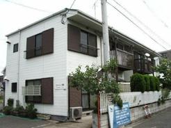 足立区青井5丁目のアパートの画像