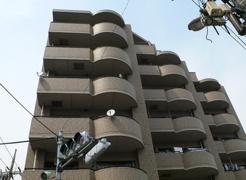 足立区谷中1丁目のマンションの画像