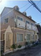 足立区千住橋戸町のアパートの画像