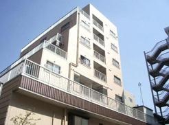 足立区竹の塚6丁目のマンションの画像