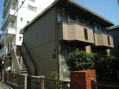 足立区西新井栄町2丁目のアパートの画像
