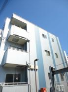 足立区西竹の塚2丁目のマンションの画像