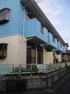 足立区島根2丁目のアパートの画像