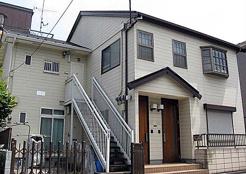 足立区竹の塚1丁目のアパートの画像