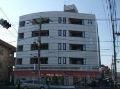 足立区鹿浜7丁目のマンションの画像