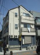 足立区梅田7丁目のアパートの画像