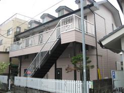 足立区本木南町のアパートの画像