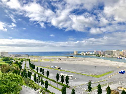 リゾート感漂うマンション 新築マンションや分譲住宅など 沖縄の