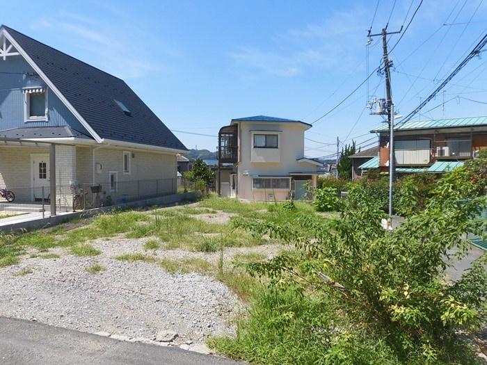 逗子市桜山|土地|4800万円|駅近の隠れ家