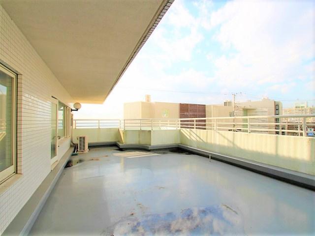 横須賀市佐島|マンション|2280万円|海を望むWバルコニー