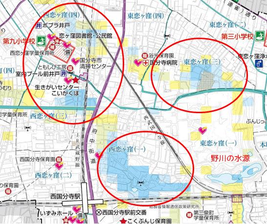 青梅 市 ハザード マップ