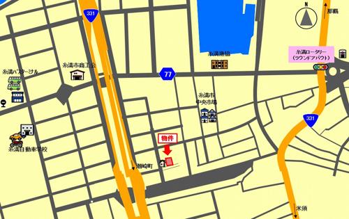 糸満市糸満46 20坪 糸満市の不動産賃貸 アパートは有限会社オーエン