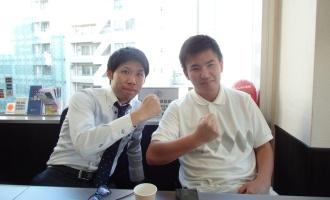 T・K様 20歳 男性(右側) 世田谷区/用賀駅へお引越しの画像