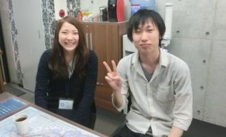 Y・H様 24歳 男性 北区/上中里駅へお引越しの画像