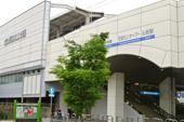 尼崎センタープール前近辺の画像