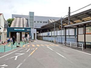 金沢文庫近辺の画像