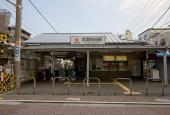 武蔵新田近辺の画像