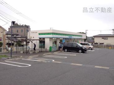 ファミリーマート 船橋飯山満町...