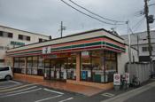 セブンイレブン川西鼓滝駅前店