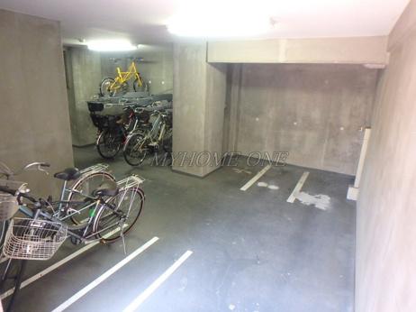 あざみ野 駐輪場