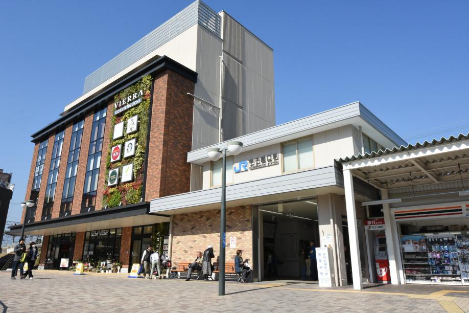 JR東海道本線甲子園口駅