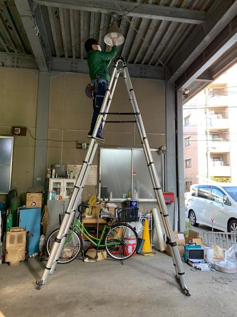 Electricians in Yokohama! Please give us a call!の画像