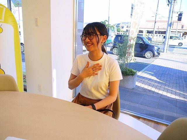 奈良女子大学在校生にインタビュー